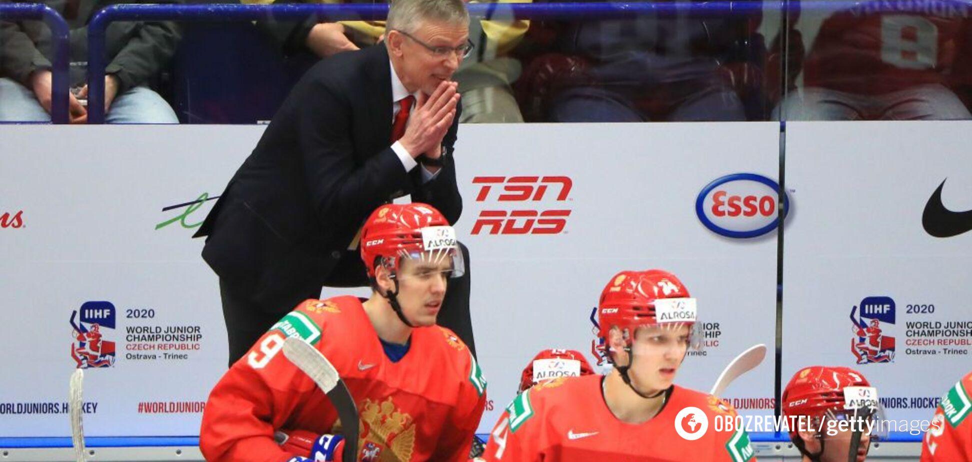 Где смотреть финал чемпионата мира по хоккею U-20: расписание трансляций