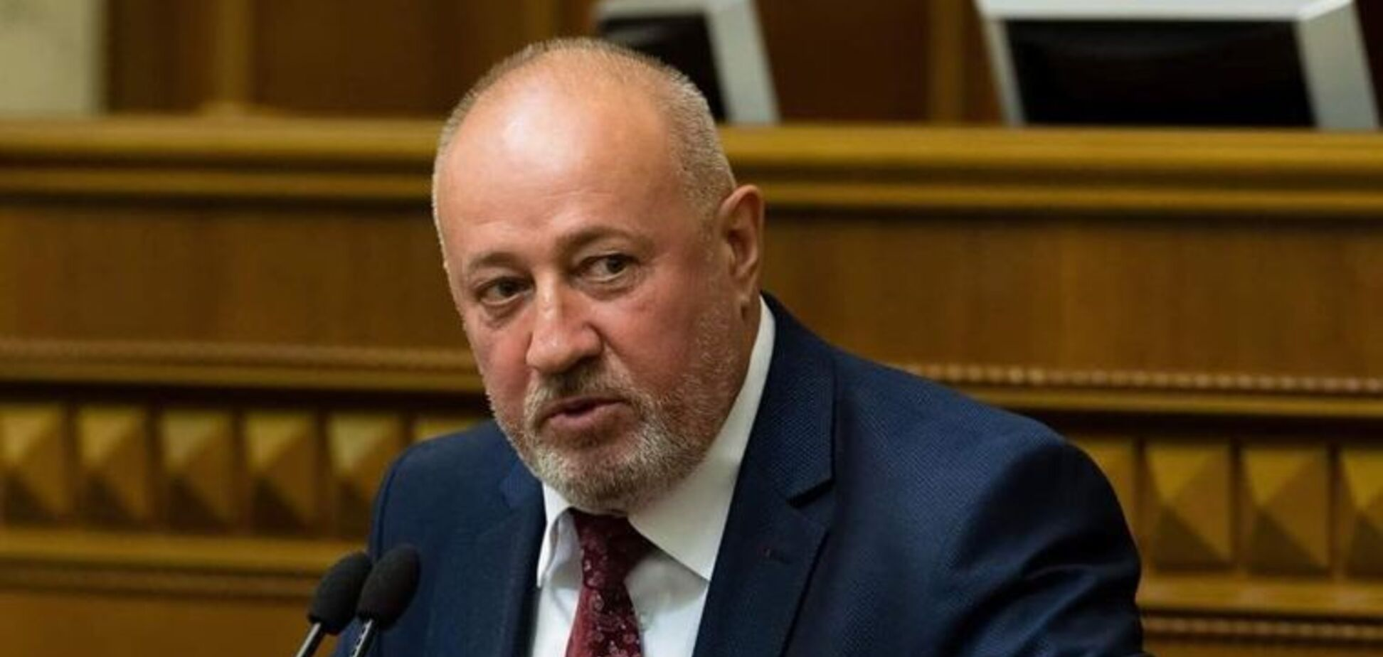 Рябошапка уволил главного военного прокурора Украины: выяснилась причина