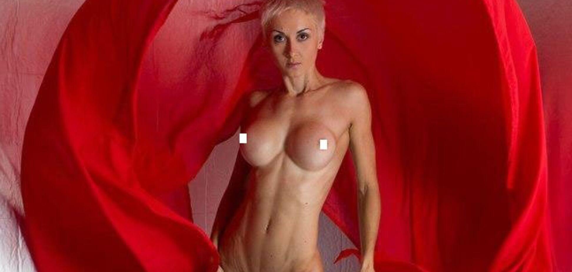 Українська чемпіонка стала еротичною моделлю і знялася голою