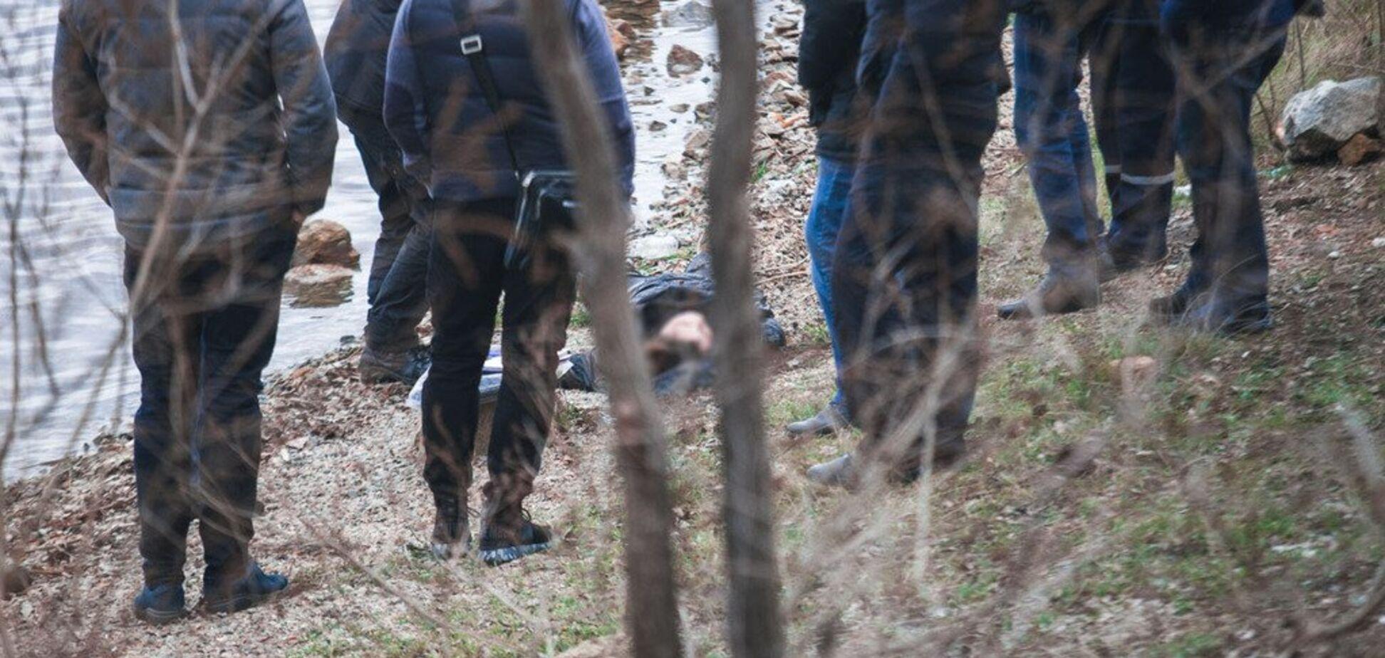 Вытащили рыбаки: в Днепре в реке нашли тело молодой девушки. Фото