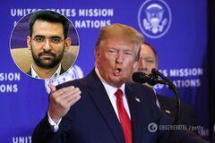 Иранский министр назвал Трампа 'террористом' и сравнил с Гитлером