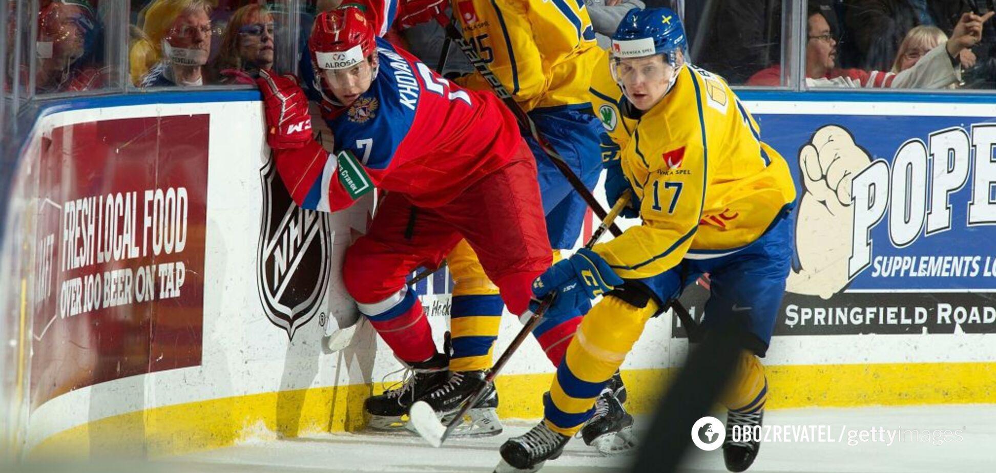'Типова Росія': хокеїст РФ зробив 'ненормальний вчинок'