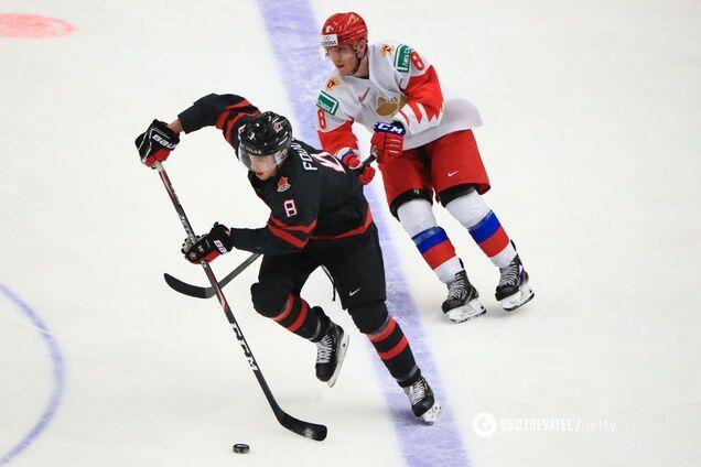 Россия - Канада: видеообзор финала чемпионата мира по хоккею U-20