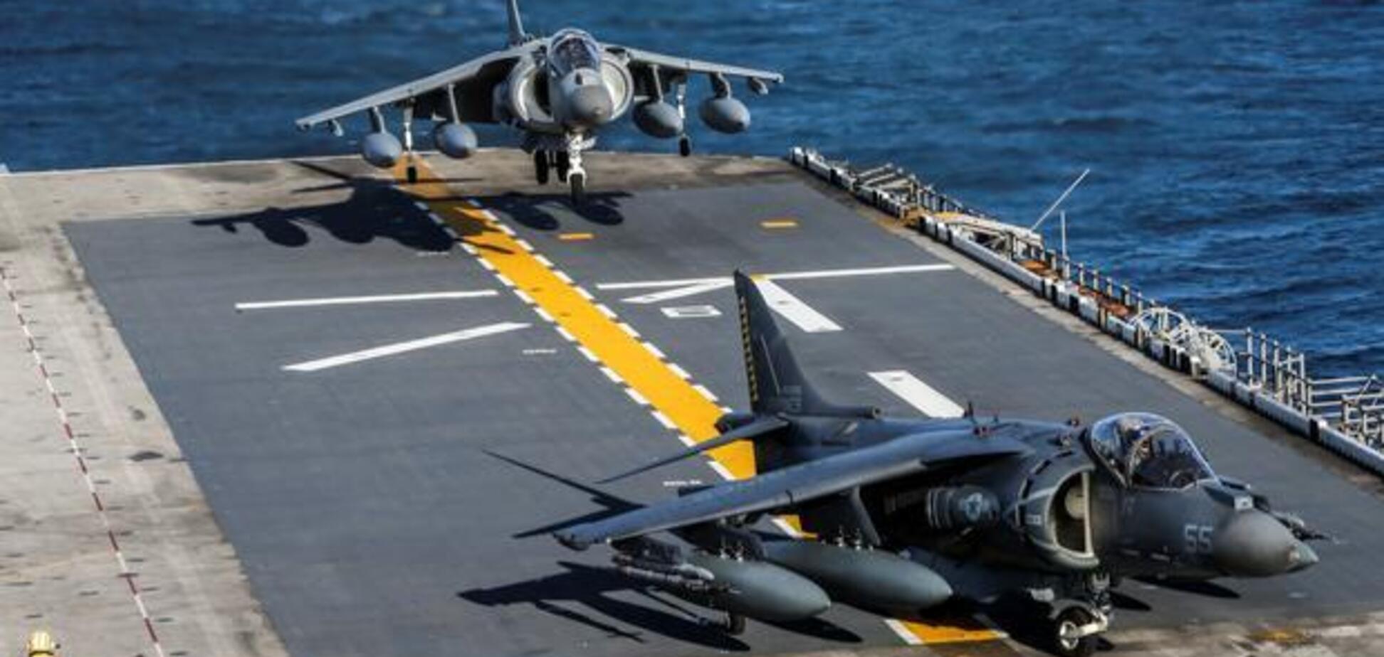 США развертывают войска в Персидском заливе