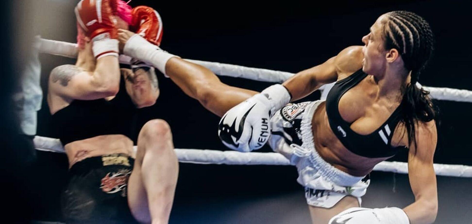 Украинская боксерша-чемпионка рассказала, как наказала грабителя