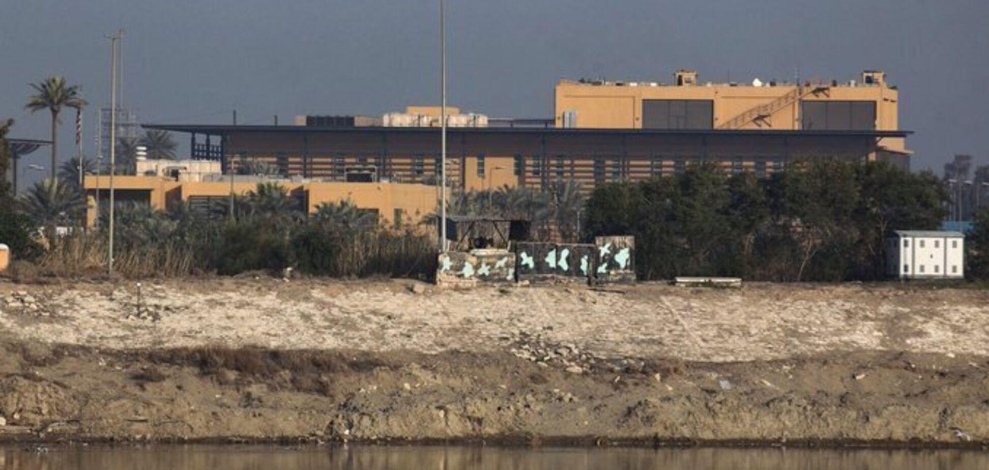 В Ираке прогремел мощный взрыв у посольства США: Трамп ответил