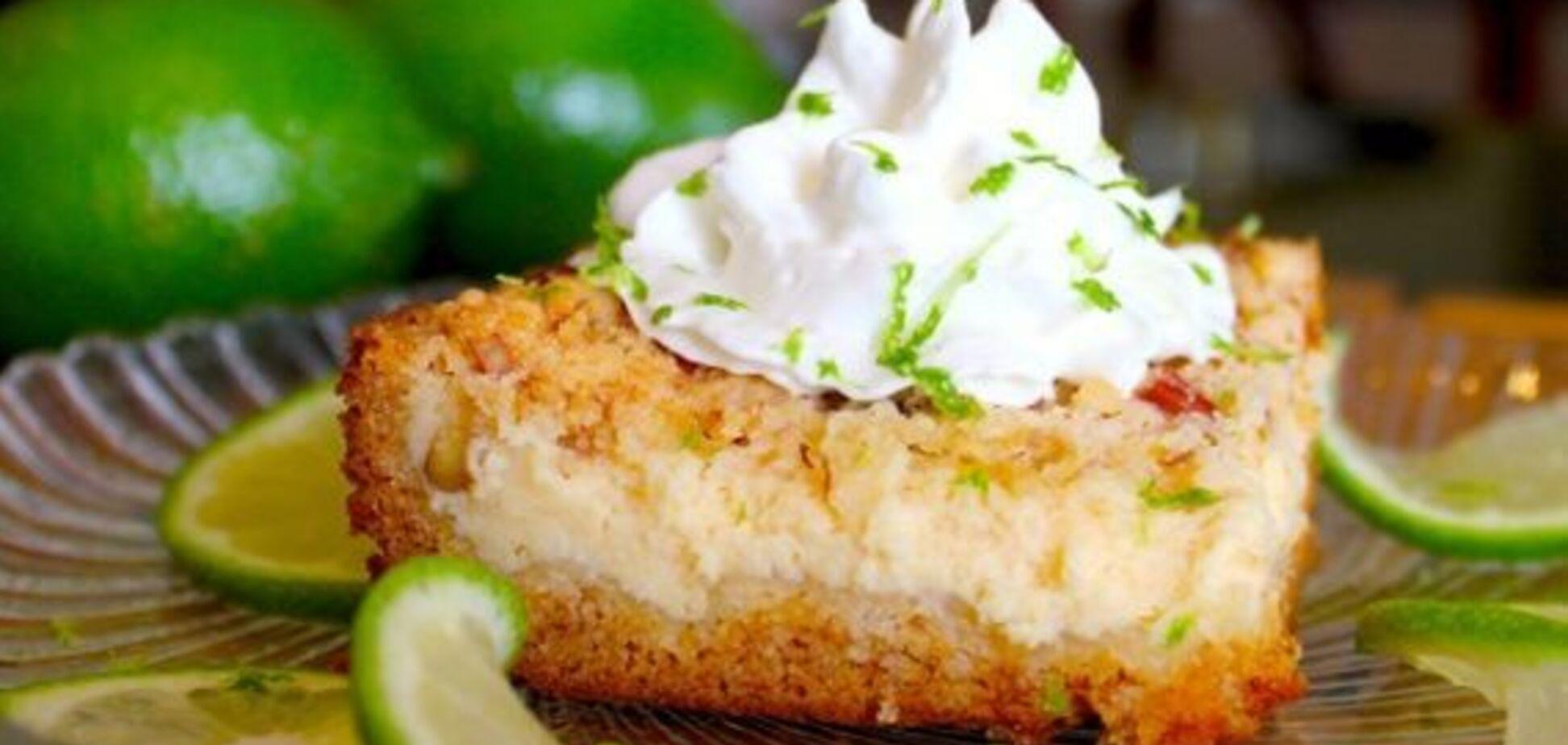 Рецепт чудового тертого пирога нашвидкоруч