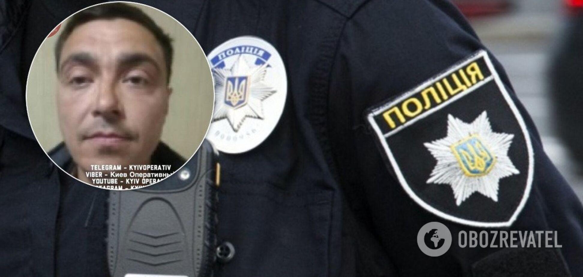 В Киеве объявили в розыск подозреваемого в убийстве