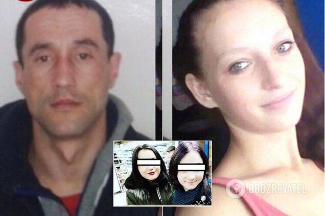 Подозреваемые и убитые девушки