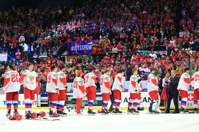 Збірна Росії програла у фіналі молодіжного чемпіонату світу Канаді