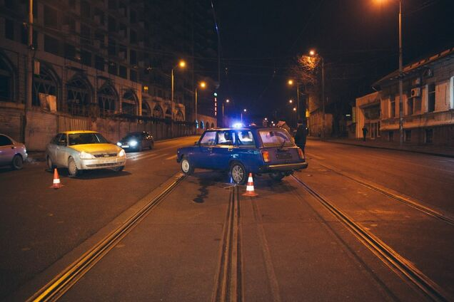 На Шмидта столкнулись два авто