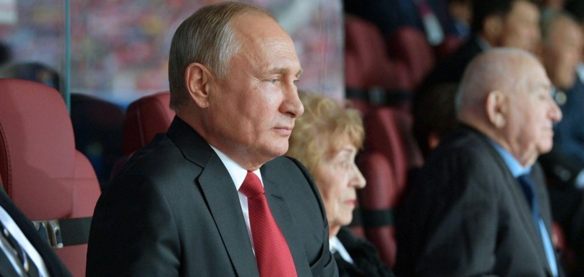 Если начнется война, Путин будет просто в шоколаде