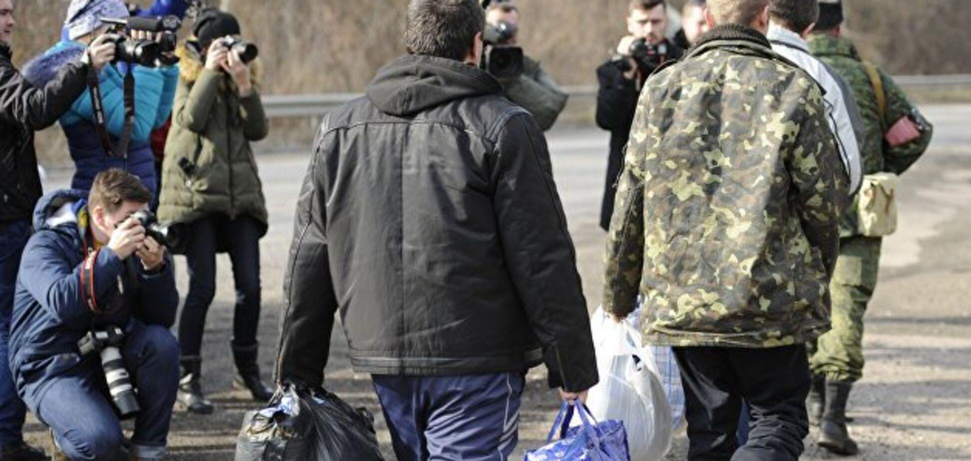 Кого Украина передала'Л/ДНР': список