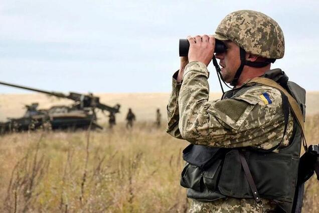 ЗСУ накрили мінометним вогнем на Донбасі