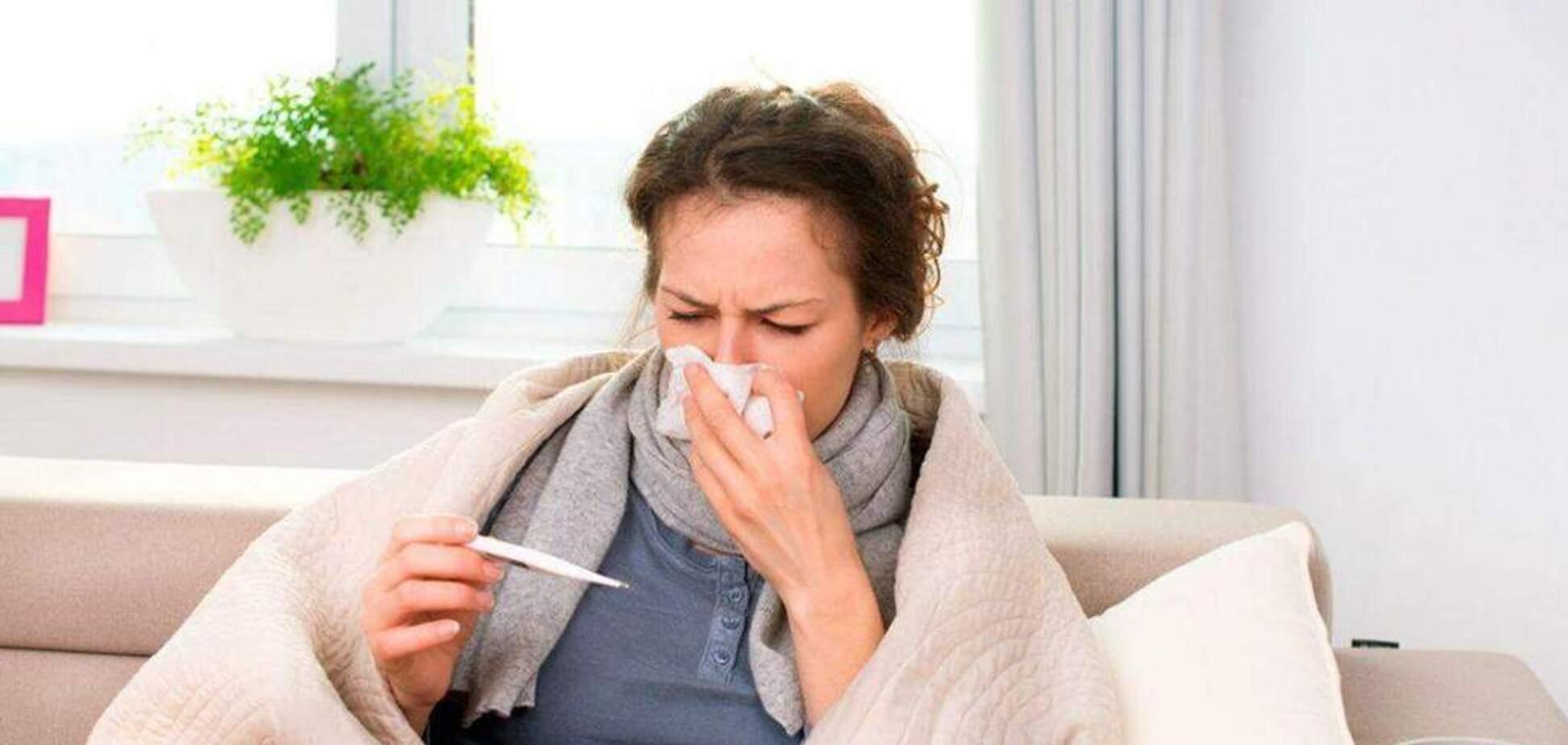 Що робити, якщо захворіли на грип