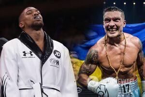 Усик получит пояс: промоутер сообщил об отказе Джошуа от боя с украинцем