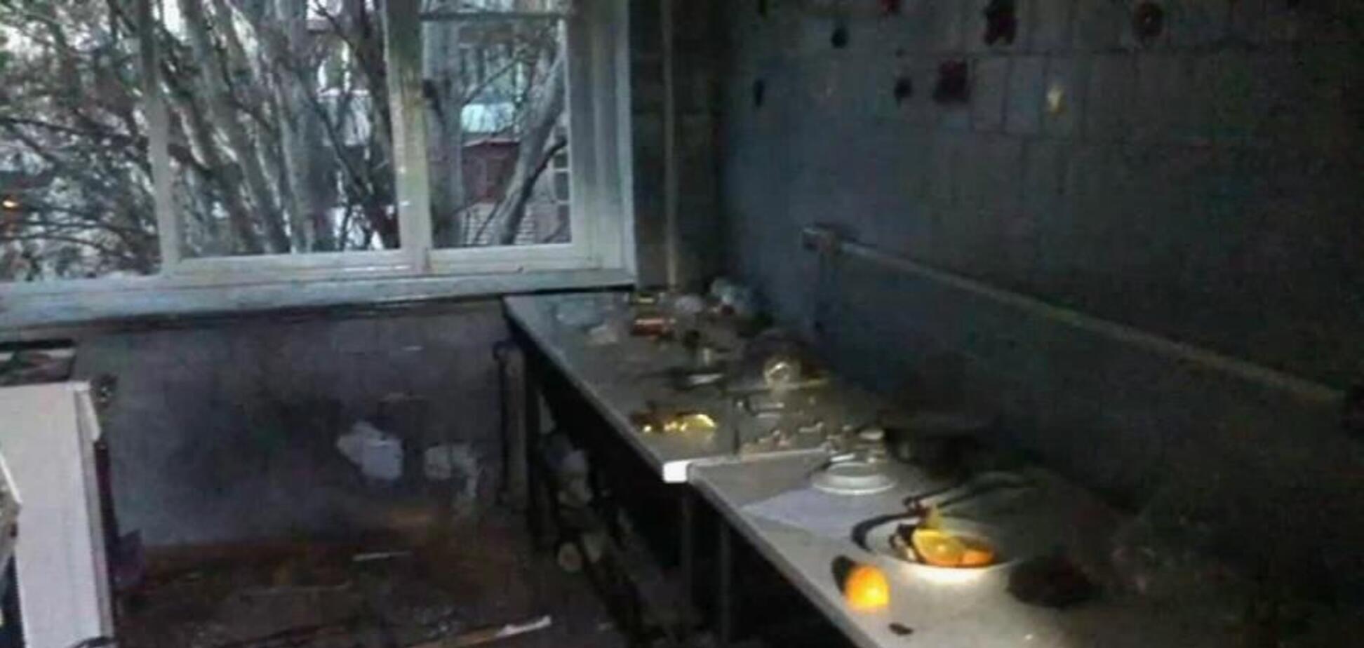 'Угрожал всех взорвать': очевидцы рассказали детали ЧП в общежитии Одессы