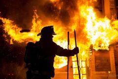 Людей спасали через балкон: на Днепропетровщине вспыхнул пожар в квартире