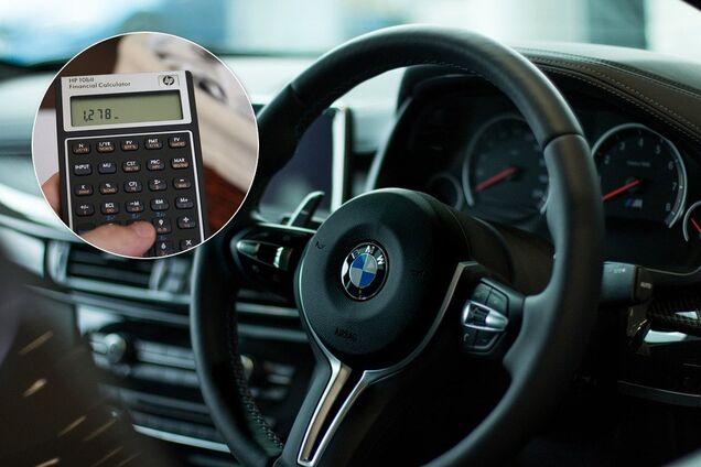 Украинцы должны заплатить налог за машины: за что могут забрать и кому придет платежка