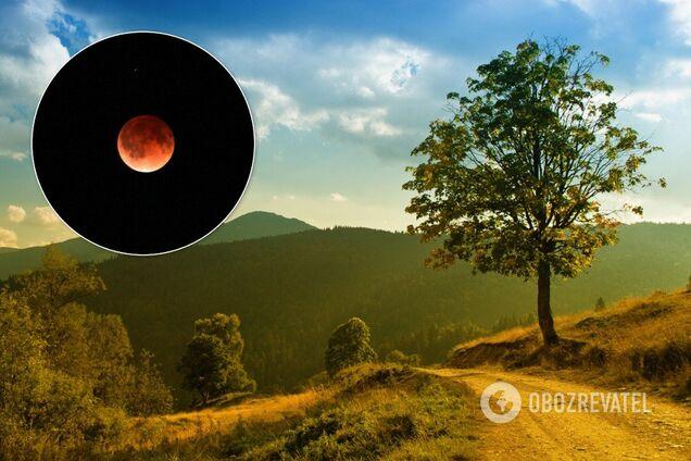 Лунное затмение 10 января окажет влияние на отношения