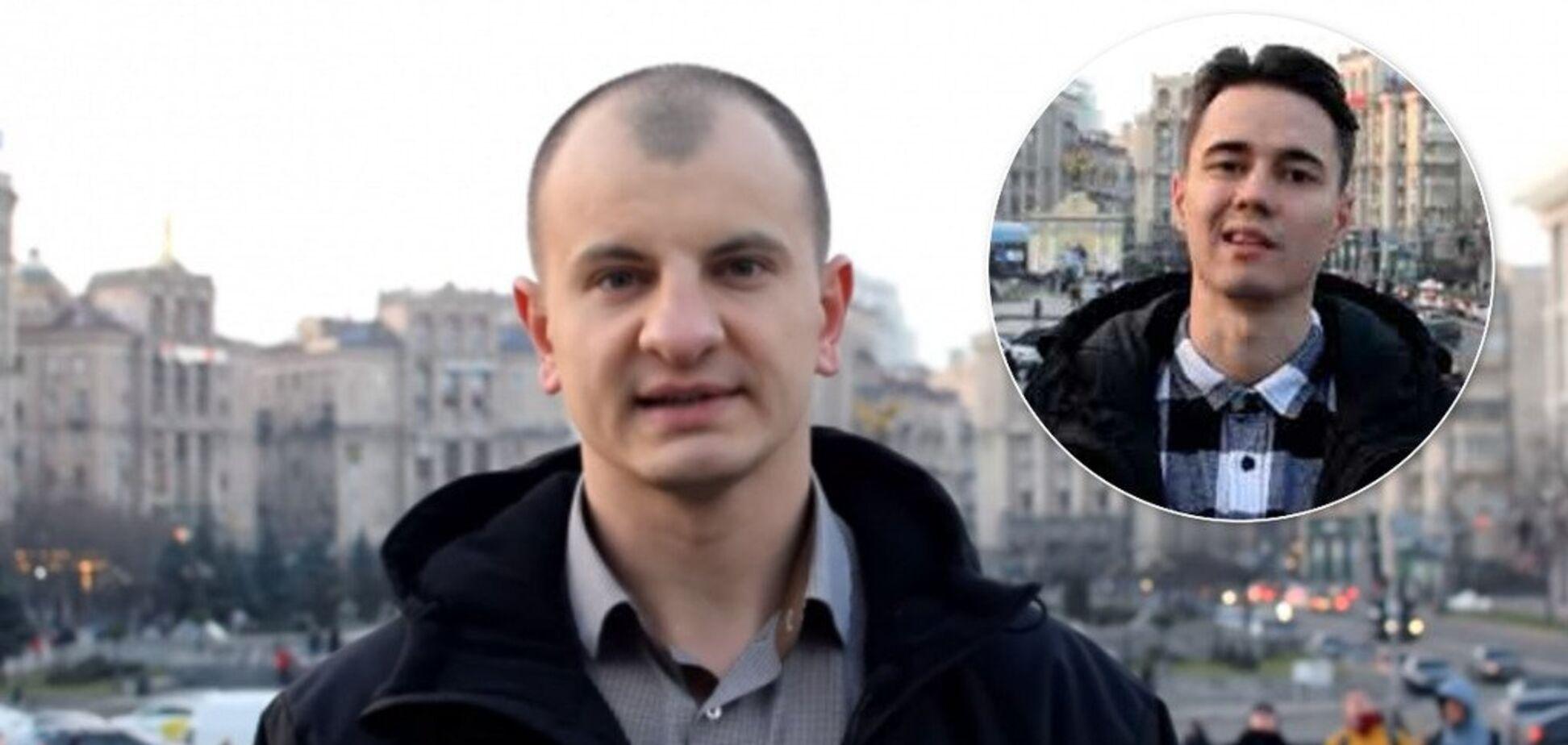 'Любіть Україну': учасник скандалу з 'русскім міром' в Києві вибачився за приниження активістів