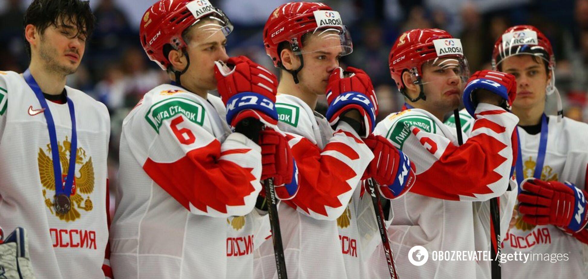 Тренер збірної Росії загнобив 'Матч ТВ' за скандал iз фіналом ЧС з хокею U-20