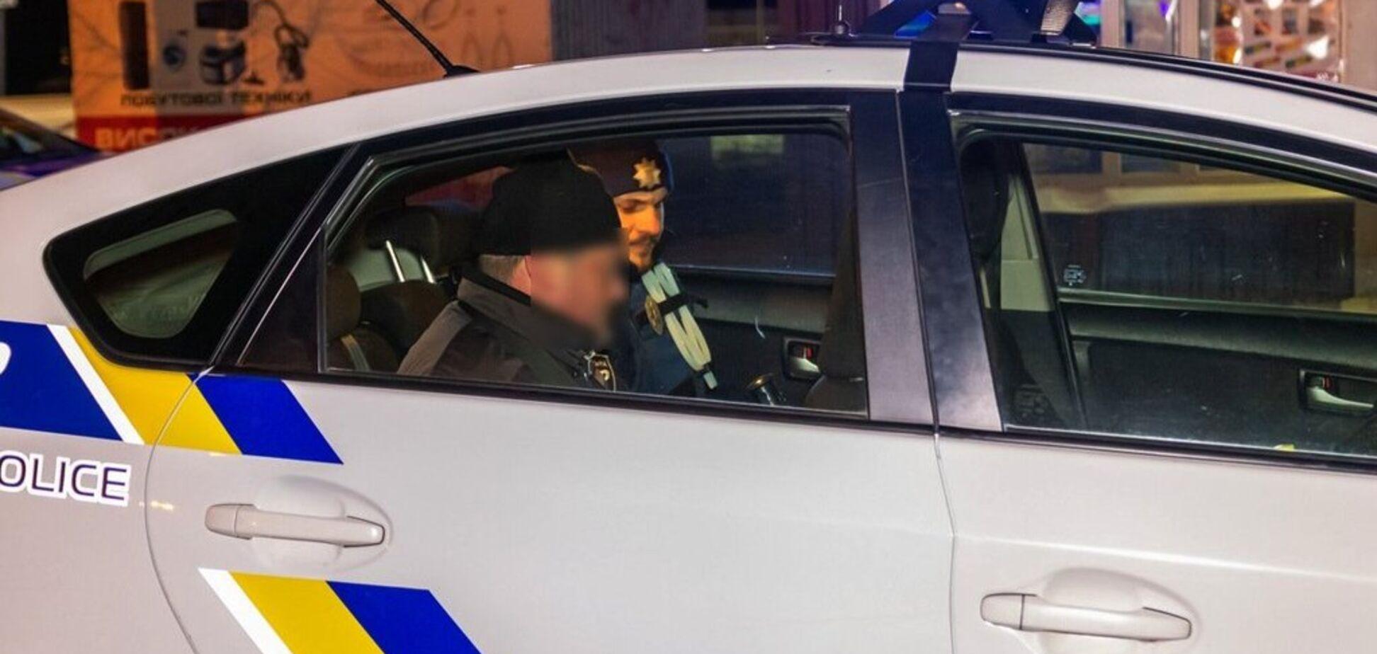 У Дніпрі п'яний чоловік відкрив стрілянину на вулиці
