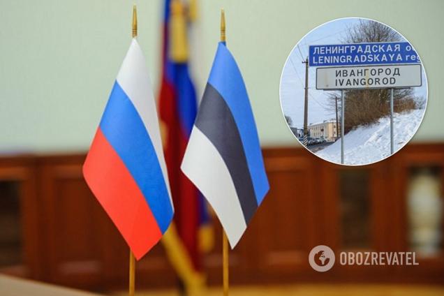 Эстония приготовилась забрать у России территории