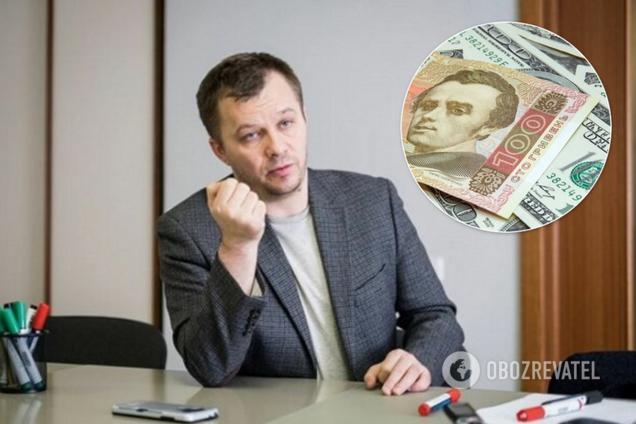 Украина будет оказывать поддержку всем видам бизнеса, а не только крупным инвесторам с портфелем от 100 млн долларов