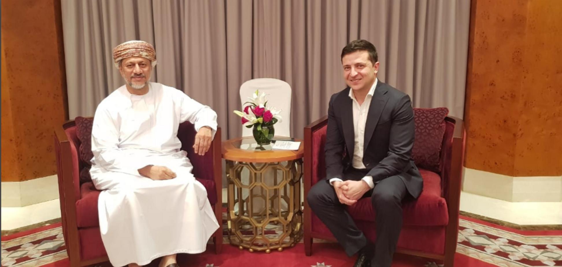 Від Мальдів до Оману