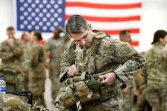 Пентагон объяснил сообщение о выводе войск из Ирака