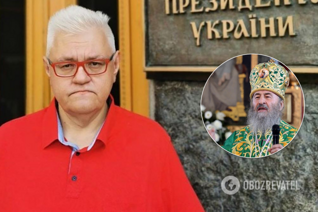 Сивохо считает, что Церковь поможет остановить войну на Донбассе