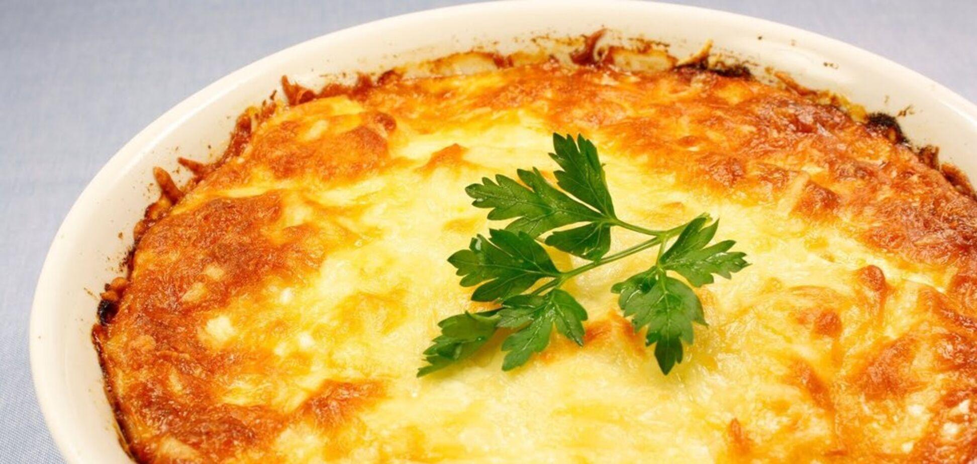 Рецепт самой вкусной запеканки из картошки