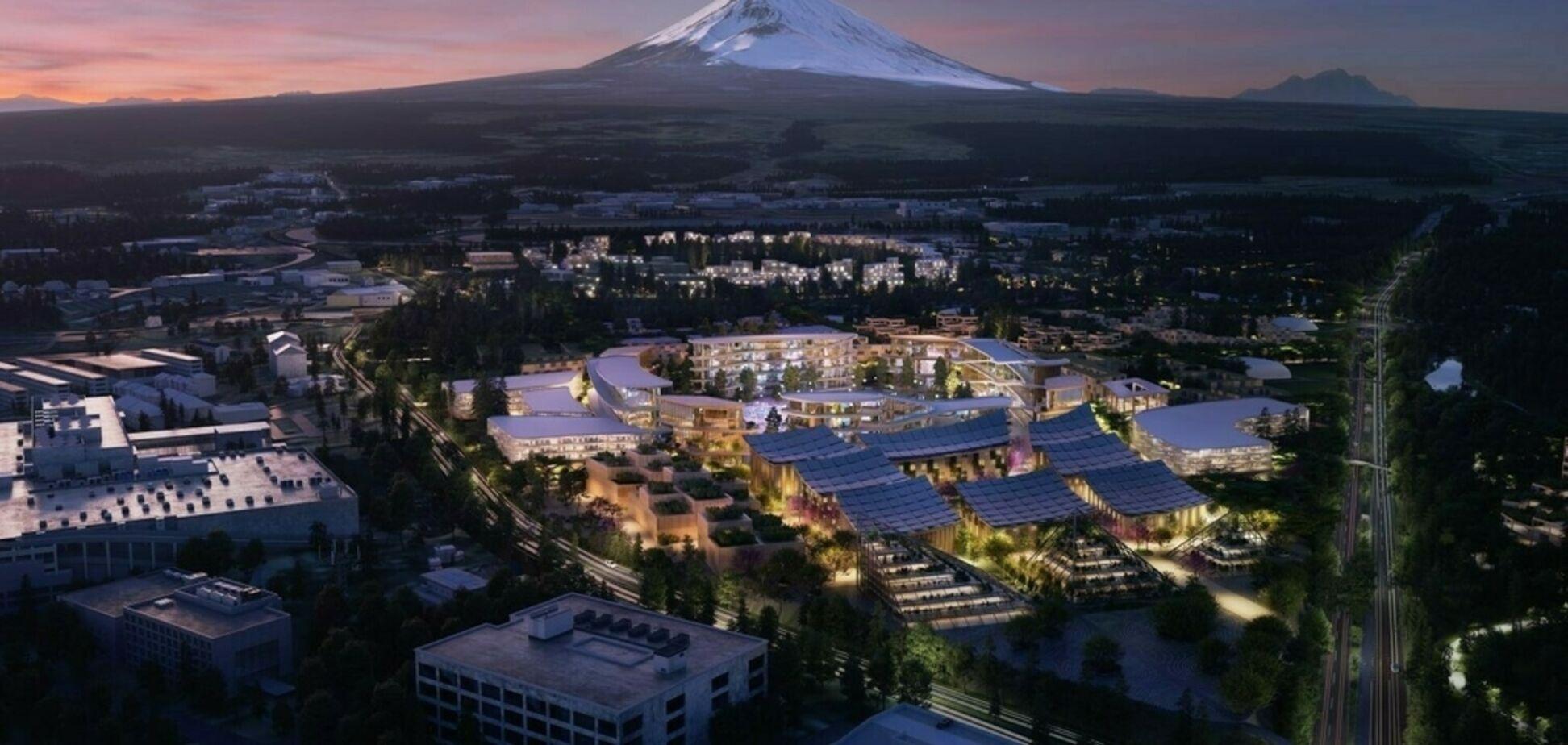 Роботы, водород и нулевые выбросы: Toyota построит в Японии 'умный' город будущего из дерева