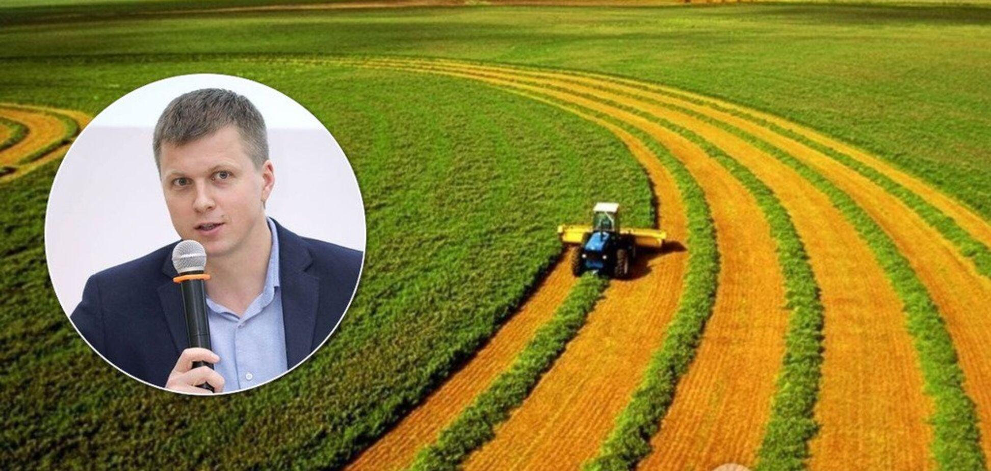 Брат аграрного магната из Кернел лоббирует продажу земли иностранцам