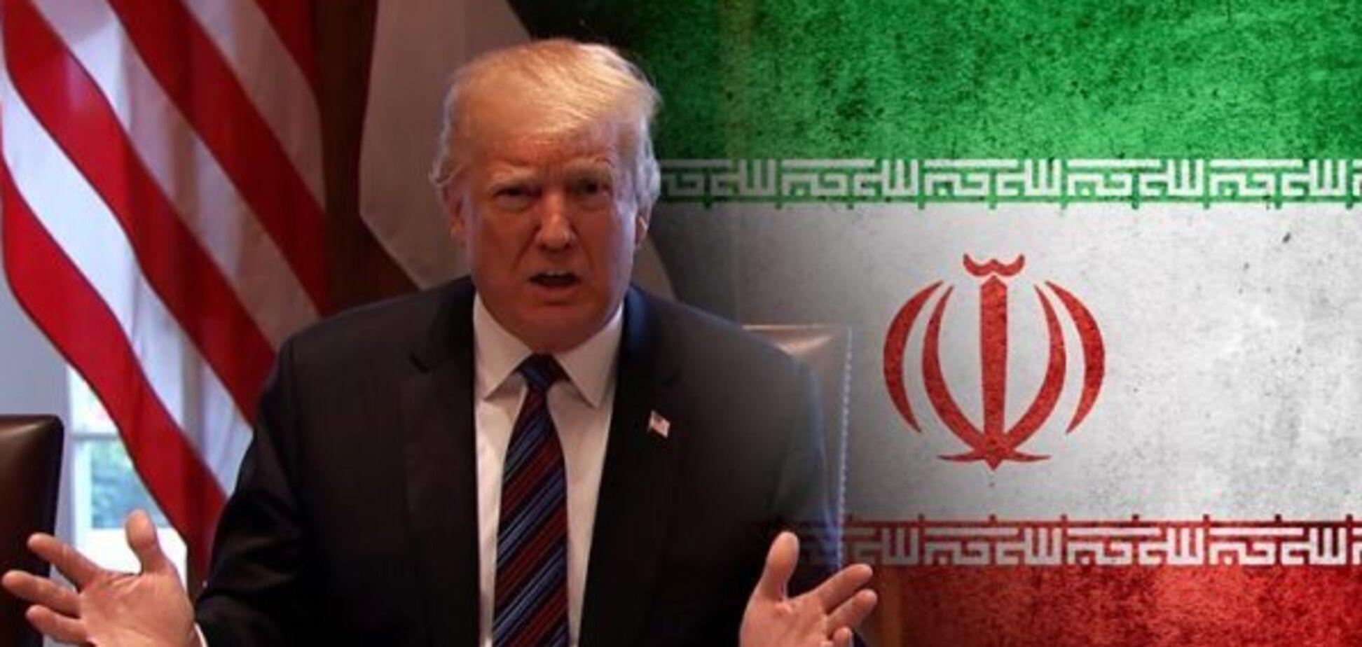 Трамп созвал экстренное совещание из-за атаки Ирана