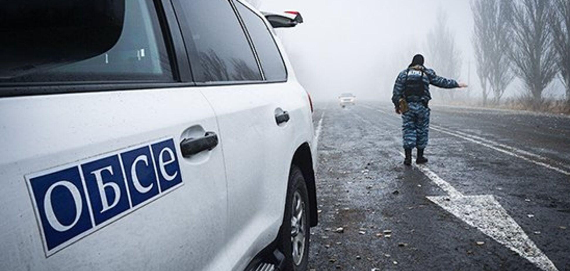 Росія готує війська? ОБСЕ не пропустили на окуповану територію Донбасу