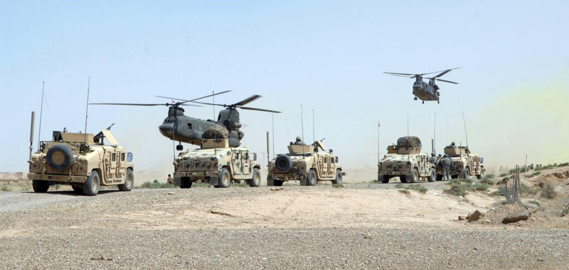 'Будемо захищатися!' Іран знайшов пояснення удару по військовій базі США