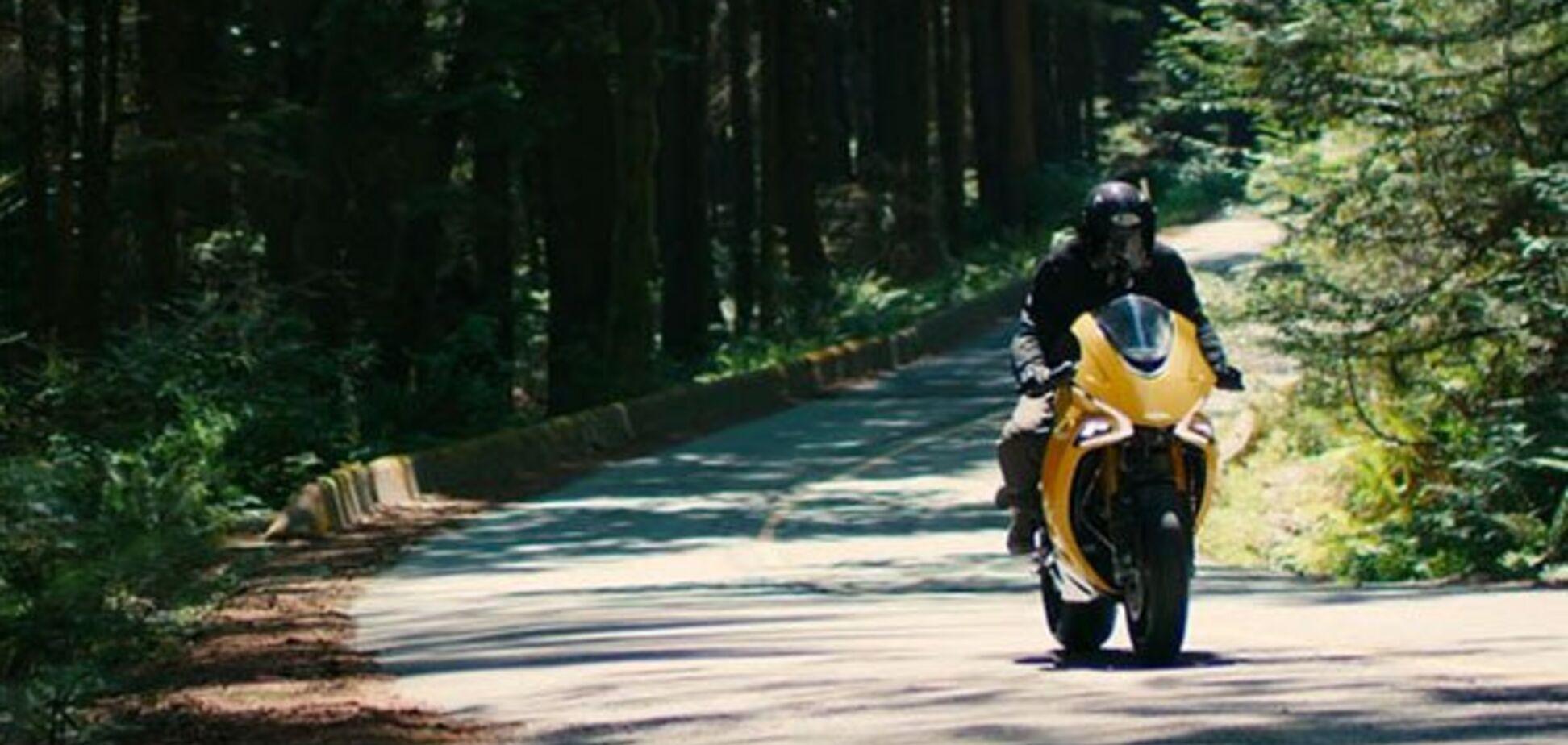 У Канаді створили 'розумний' електромотоцикл з рекордним запасом ходу