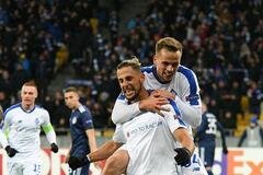 Динамо Киев в Лиге Европы