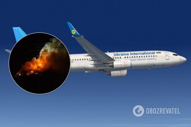Літак Boeing 737 МАУ