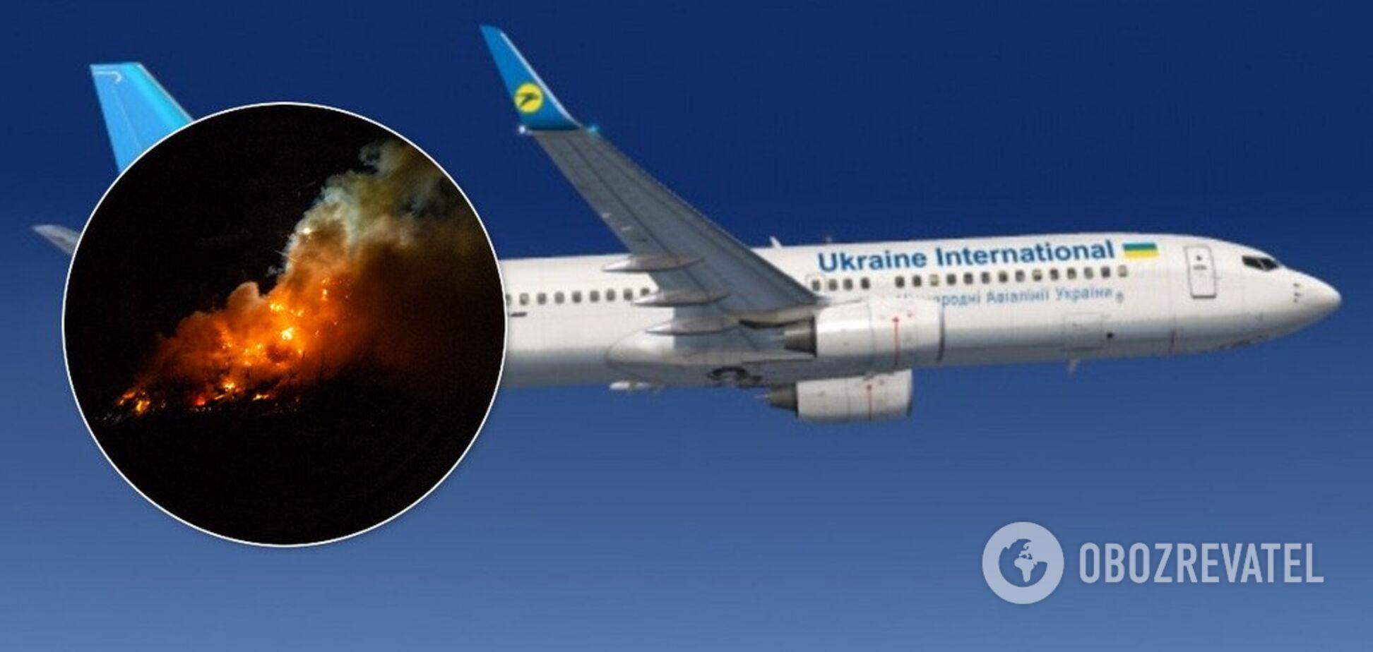 'На борту были большие проблемы': озвучена приоритетная версия катастрофы Boeing-737 в Иране