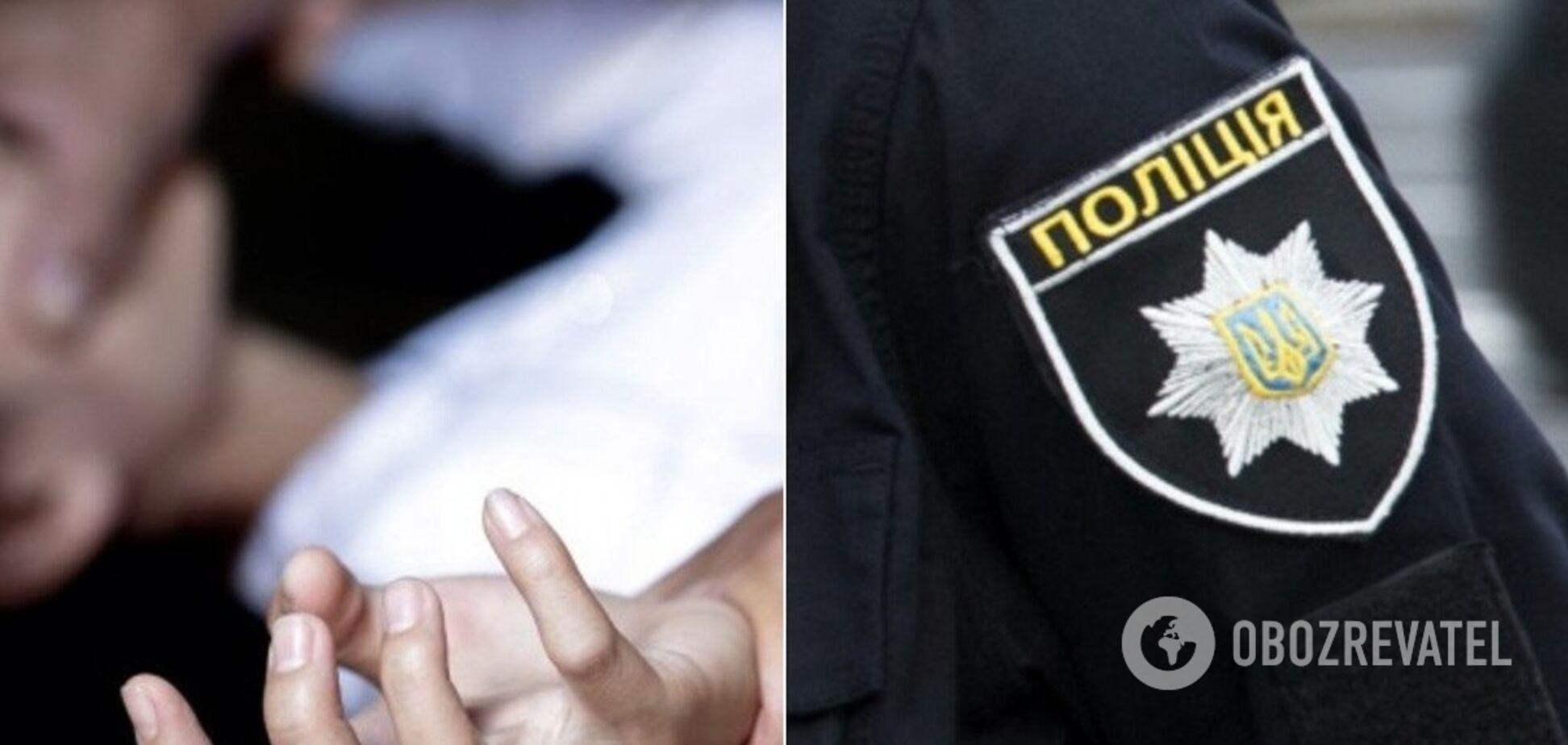 В Киеве насильник 17 раз ударил ножом свою жертву: фоторобот подозреваемого