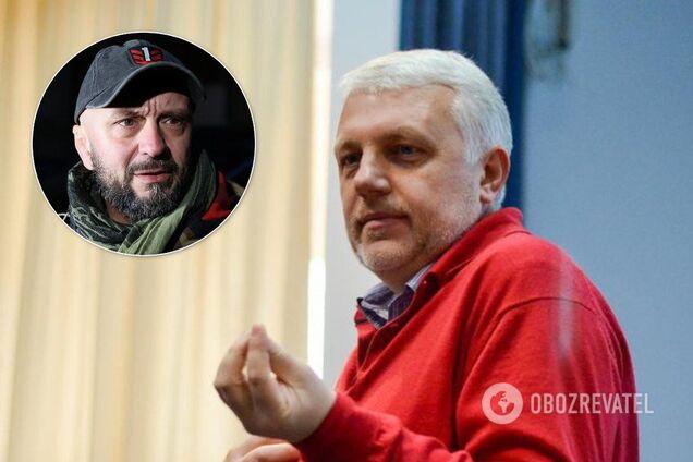Подозреваемый Антоненко и погибший Шеремет