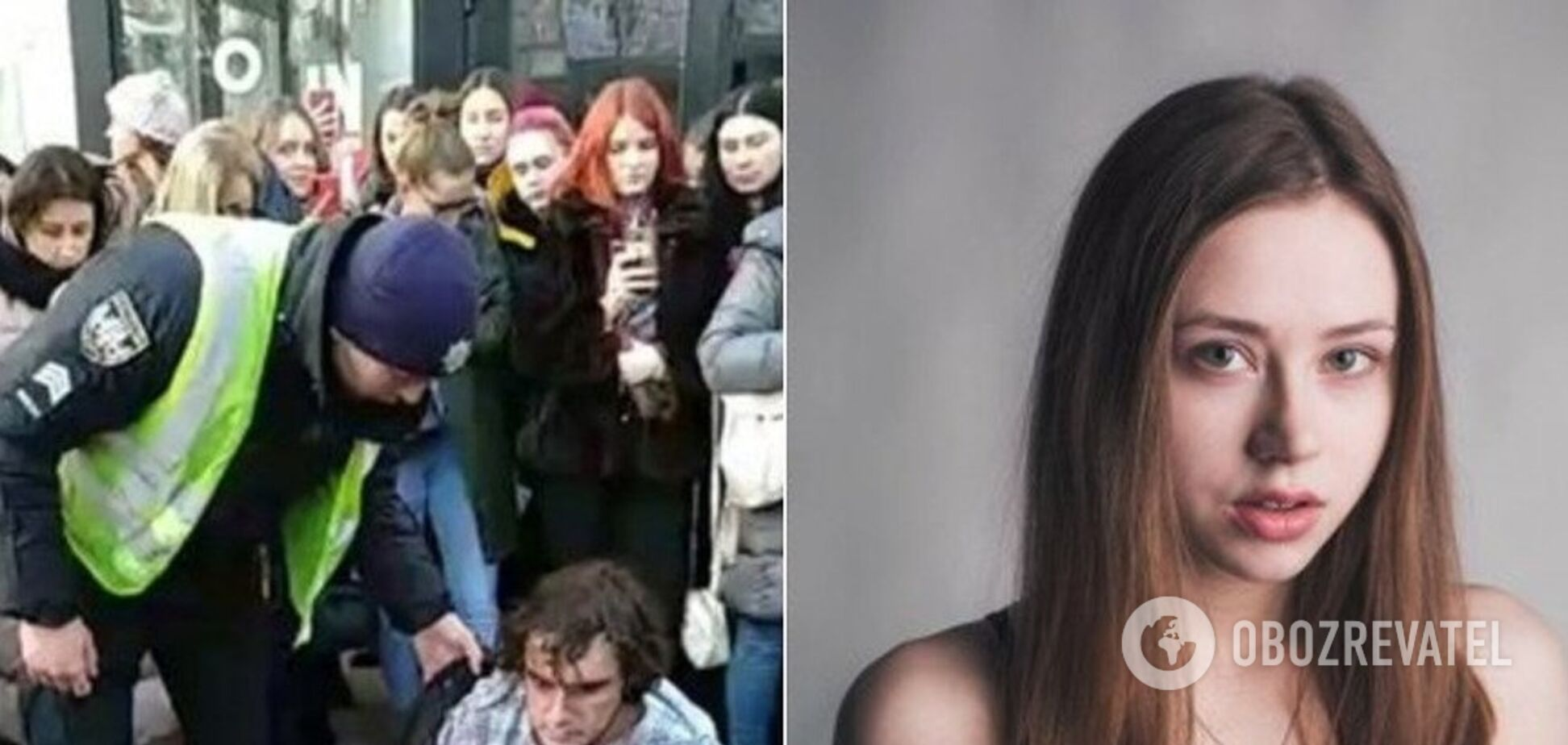 Операция ФСБ: в скандале с российской блогершей в Киеве указали на 'русский след'
