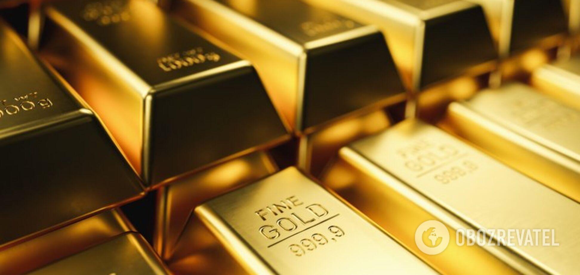 Рекорд за 7 років: золото злетіло в ціні після атаки Ірану на бази США