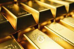 Рекорд за 7 лет: золото взлетело в цене после атаки Ирана на базы США