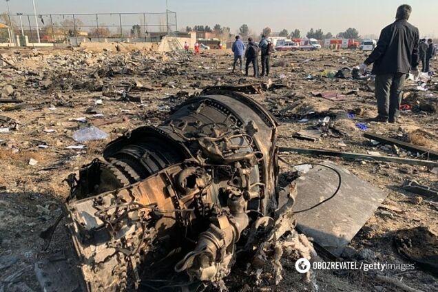 В МАУ озвучили версию катастрофы самолета в Иране