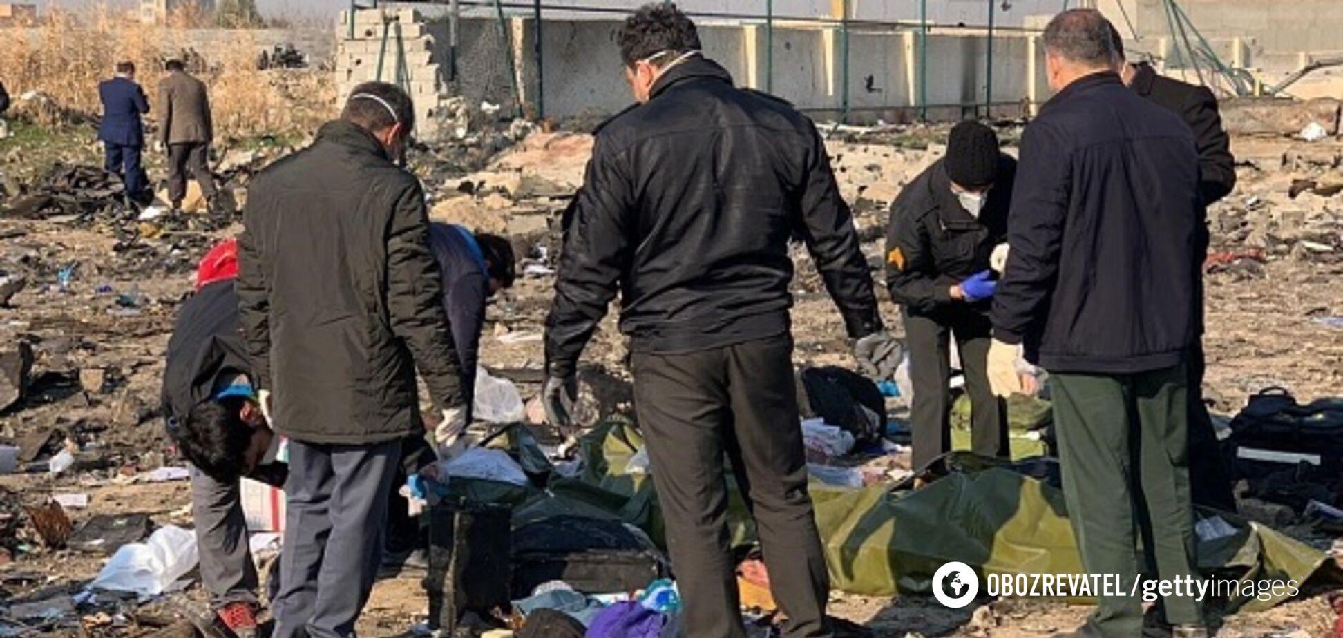 Крушение самолета МАУ в Иране: появился список погибших украинцев