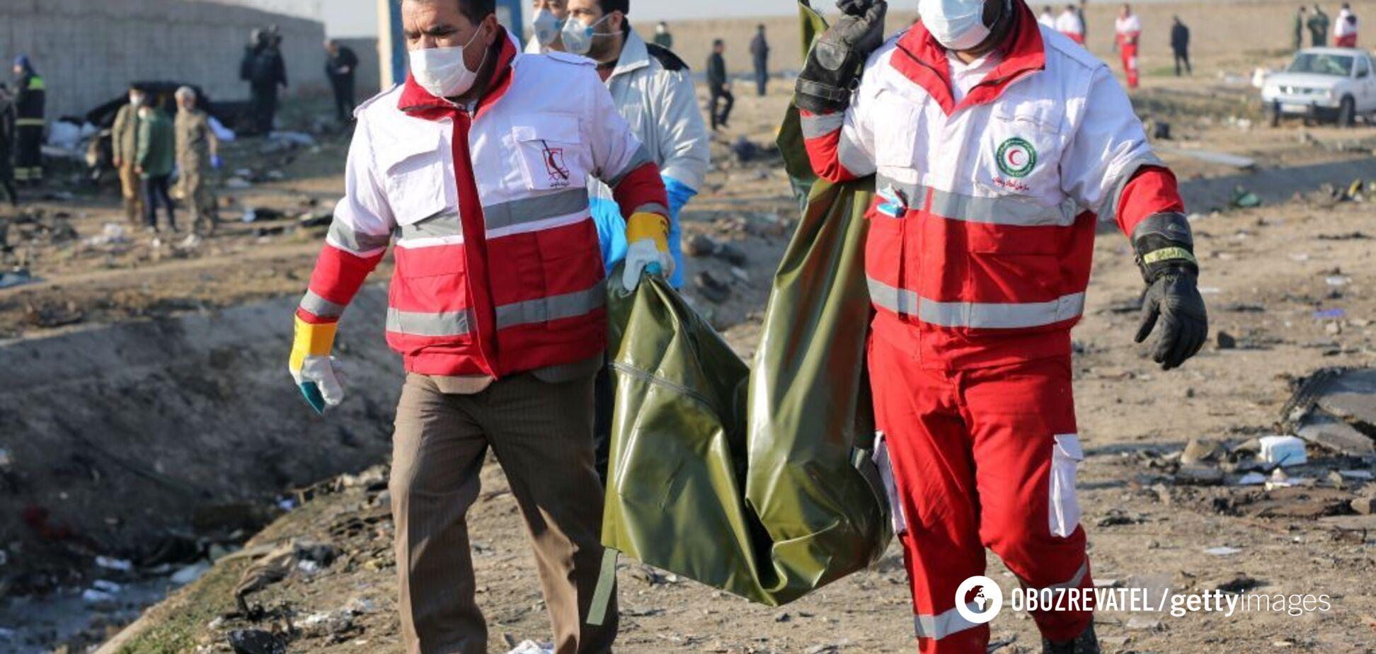'Летіли транзитом': у МАУ розповіли про іноземців на борту літака, що впав
